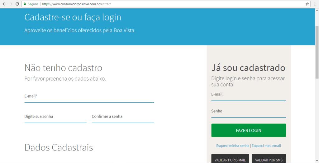 Consultar CPF Boa Vista SCPC